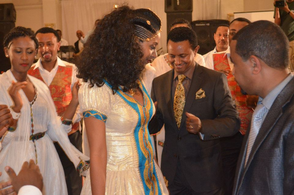 Teddy Afro 187 Wedding